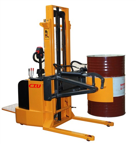 气动油桶搬运车生产商 气动油桶搬运车种类齐全 策途供