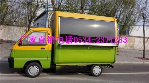多功能电动四轮餐车 多功能电动餐车 多功能四轮餐车 亿康供