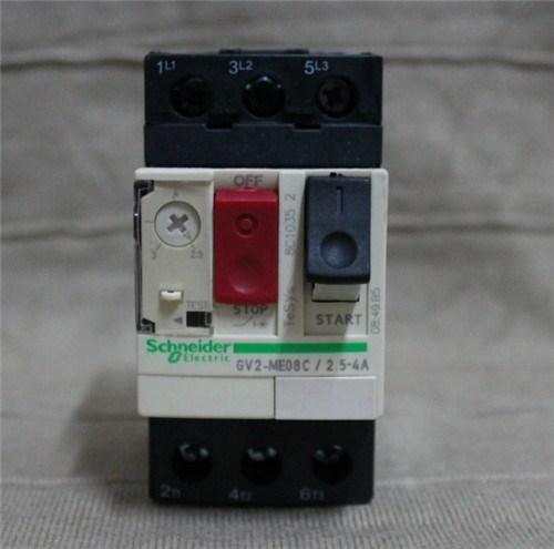 施耐德电动机断路器/规格齐全电动机断路器/宏弗新供应