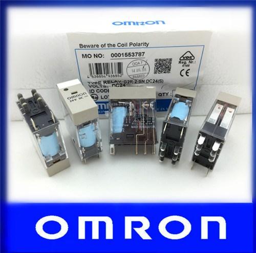 上海继电器欧姆龙直销价/继电器欧姆龙售后保障/宏弗新供
