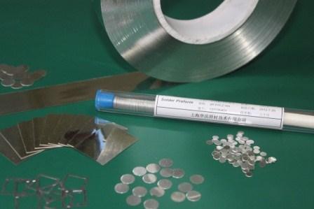 预涂敷焊锡片生产商 预涂敷焊锡片厂家直销低价  华庆供