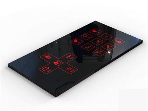 選用何種油墨能避免薄膜開關的色偏/濰坊玻璃電子感應面板/華瑞