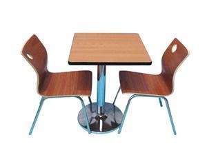 廣東肯德基快餐桌椅生產廠家 肯德基快餐桌椅制造精良 江宿供