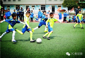 上海足球培训哪家专业 上海足球培训哪家专业可靠 捷希供