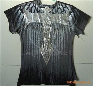 上海服装烫金烫银/上海服装烫金烫银做工精良/建源供