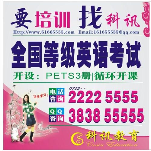 深圳基础英语一对一培训 基础英语一对一培训价格 科讯教育供