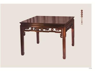 大紅酸枝餐桌現貨銷售 大紅酸枝餐桌在哪里購買 盛世供
