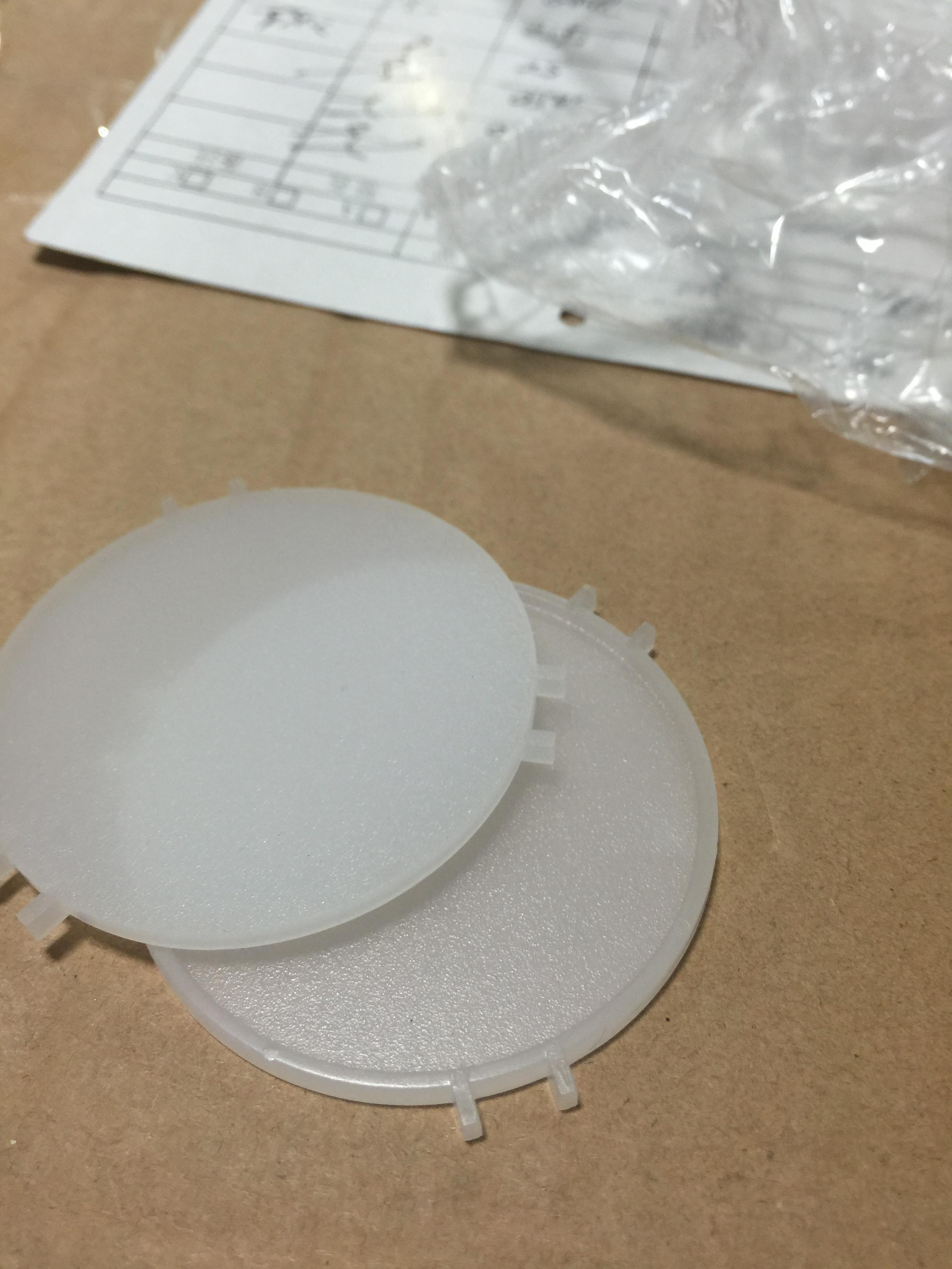 PMMA亚克力圆形透镜