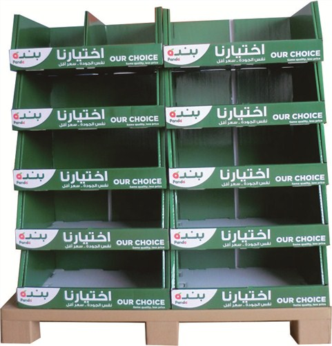 堆头展示架 堆头展示架纸 堆头展示架价格 依森供