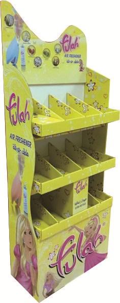 多层纸货架 多层纸货架工厂 多层纸货架生产优惠 依森供