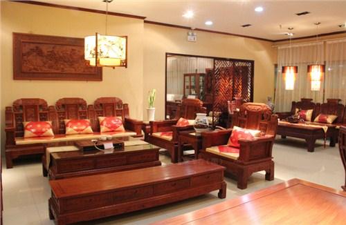 青島紅木家具銷售 青島不錯的紅木家具廠家 大雅之堂供