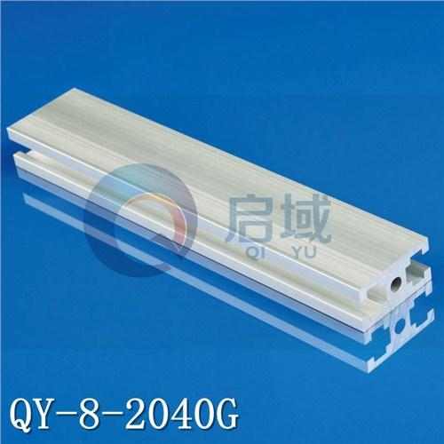 鋁型材門框料 2040門窗鋁型材 國標2040鋁型材 啟域供