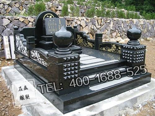 嘉祥石雕墓碑定做厂家 嘉祥中国黑墓碑制作 嘉祥墓碑碑文雕刻