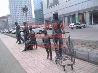 江苏锻铜铸铜公园雕塑价格 锻铜铸铜公园雕塑定制 弘塑供