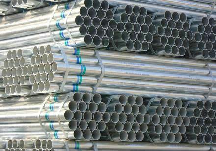 大批量电线管镀锌加工/热镀锌大棚钢管/亿诺尔供