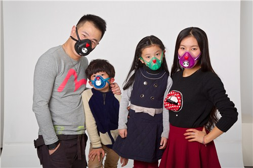 爱可丽防雾霾口罩-儿童口罩