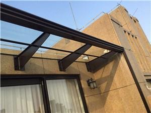 上海不锈钢雨篷生产商 上海不锈钢雨篷生产商口碑好 创坚供