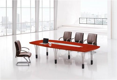 上海实木会议桌推荐*上海办公室会议桌采购*凡威供