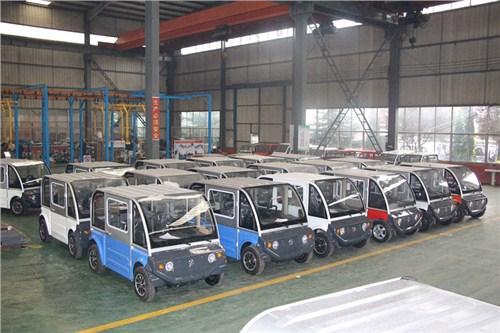 湖南優質電動四輪車生產廠家|湖南優質電動四輪車|大駿供