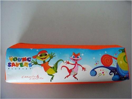 专业定制fzlg066儿童笔袋男女款小学生铅笔袋文具袋