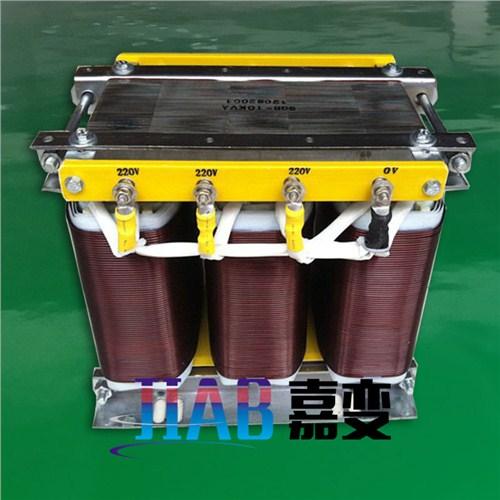 上海廠家直銷隔離電機變壓器*380變110電機變壓器*嘉變供