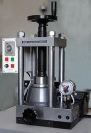 实验室用电动压片机*电动粉末成型机*电动压片机价格*隆拓