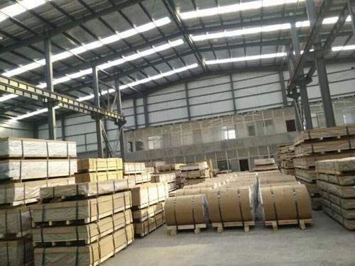 励沃铝业5052铝板现货规格 上海5052铝板批发