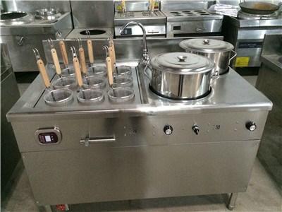上海电磁煮面炉厂商 电磁煮面炉厂商联系电话 七行供