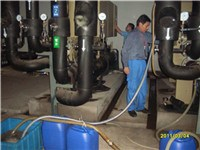 上海换热器清洗/换热器清洗一次多少钱/瑞靖供