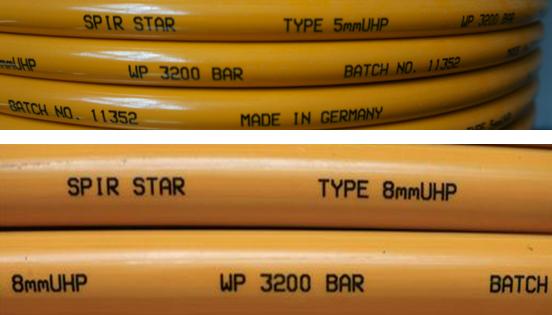 德国水星高压软管硬管售价