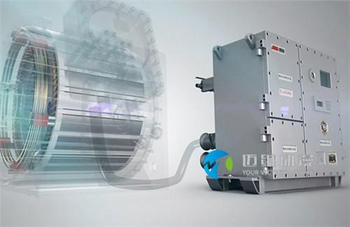 PVD永磁变频装置流程展示动画