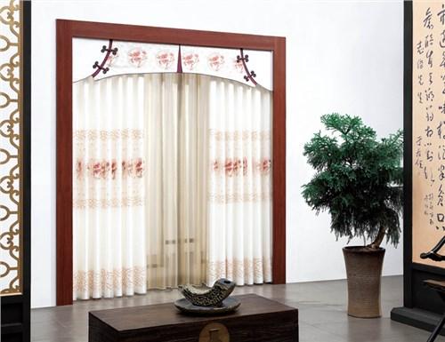 上海中式窗簾安裝 上海中式窗簾安裝售后服務 文宗緣供