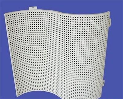 穿孔铝单板厂家 穿孔铝单板厂家销售业绩好 祥叶供