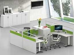 屏风办公桌批发/颖松供/高品质屏风办公桌批发厂家优质服务
