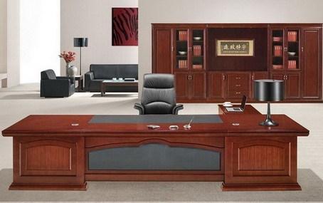 大班台/颖松供/油漆大班台 老板办公桌 可订做各种规格