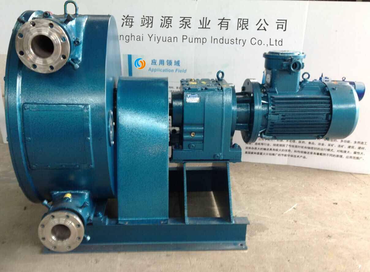 重庆软管泵   软管泵软管  河南链条式软管泵   上海翊源泵业有限公司