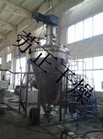 内加热螺带锥形真空干燥机 内加热锥形真空干燥机销售 苏正供