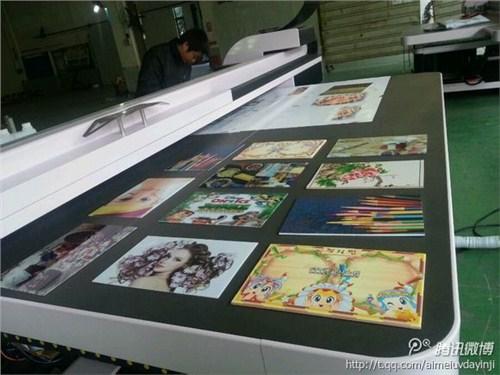 上海3d背景墙打印机/uv平板打印机/实秀供
