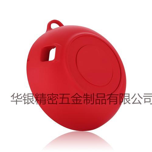 深圳藍牙音箱鋅合金壓鑄提供商/華銀供藍牙音箱外殼壓鑄件批發