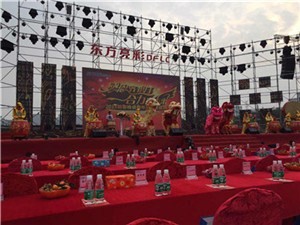 海南宴会舞台制作 海南宴会舞台制作团队口碑好 世纪舞美供