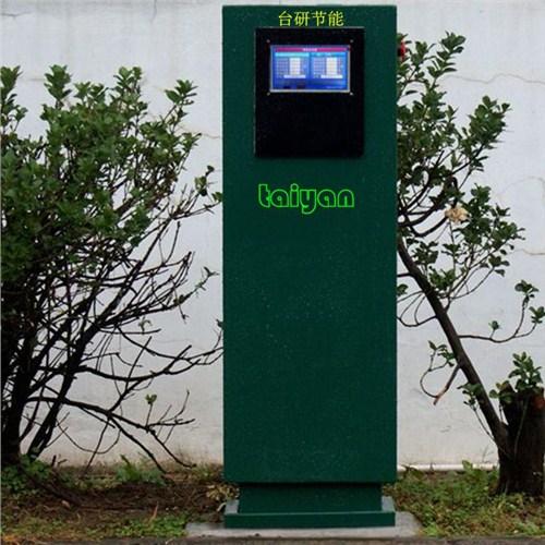 电动汽车交流充电桩安装 交流充电桩安装价格 台研供