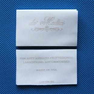 服飾織嘜供應商 服飾織嘜定制 無錫服飾標識生產商 海姿供