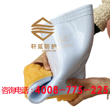 【食品雨鞋】食品防滑雨鞋 耐油耐酸碱食品靴4008-775-225