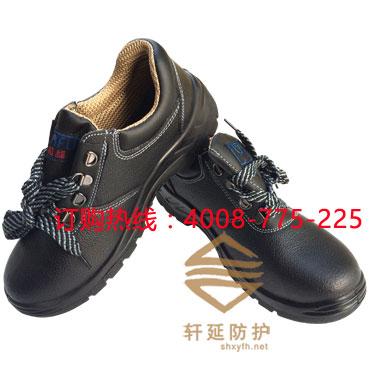 【防砸鞋】劳保鞋男士安全工作鞋钢包头防砸防刺穿牛皮鞋批发