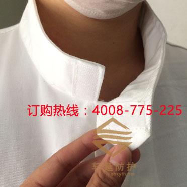 訂做食品工作服 食品廠工人工服 定做食品服-上海軒延防護