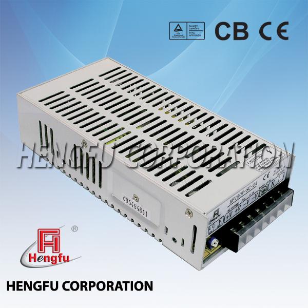 衡孚HF150W-SC-48监控/工业/稳压开关电源-衡孚供