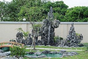 上海假山景观设计施工 假山景观设计施工质量保证 森凯供