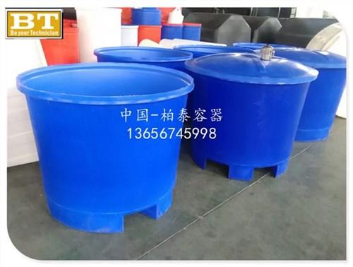 上海叉车方桶塑料鱼桶塑料发酵桶