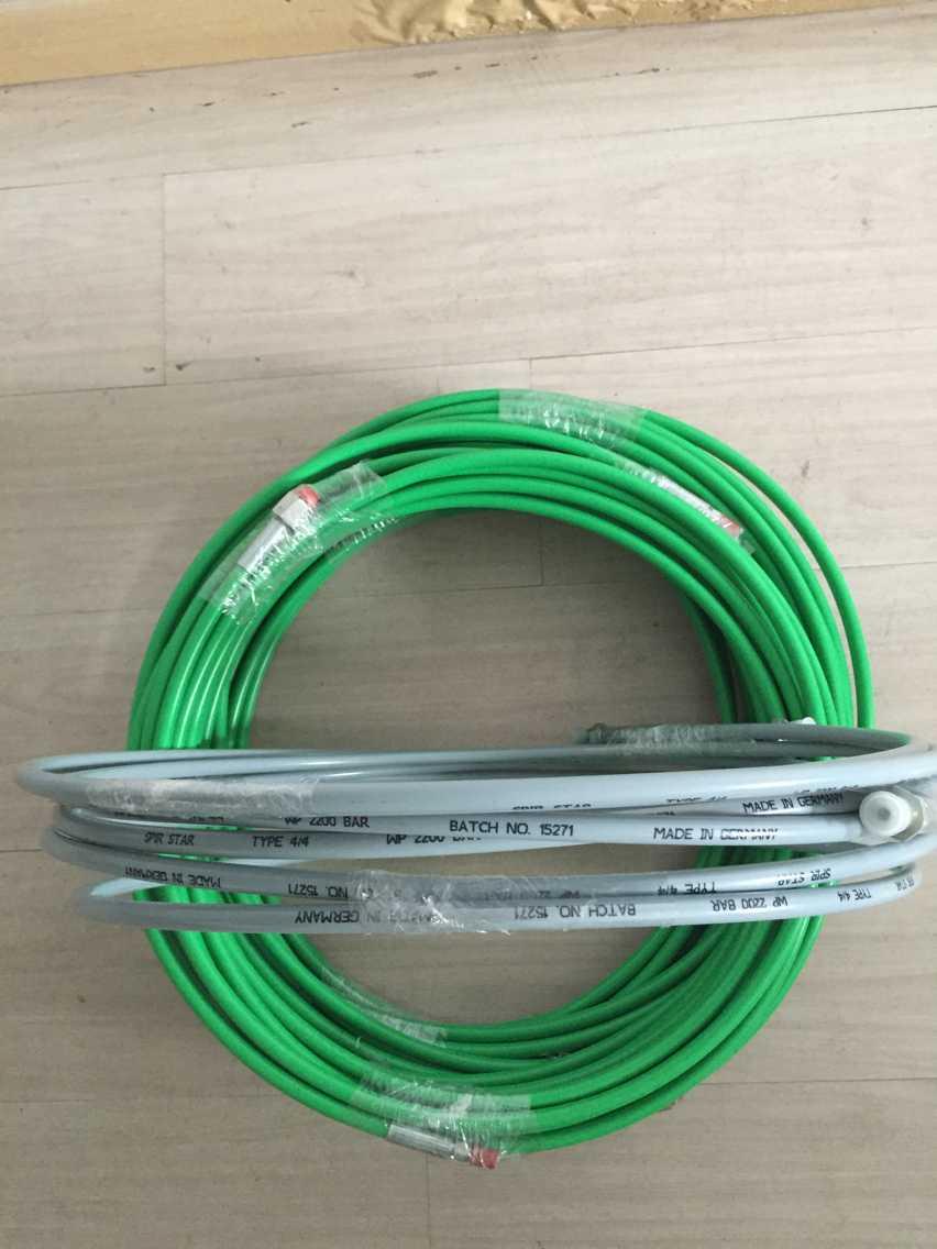 进口超高压软管 6/2WHT/超高压软管代理商/康驿供